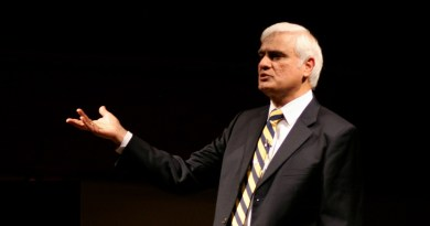 Ravi Zacharias, Jivan Spa and Sexual Abuse: It's Time to Speak Out