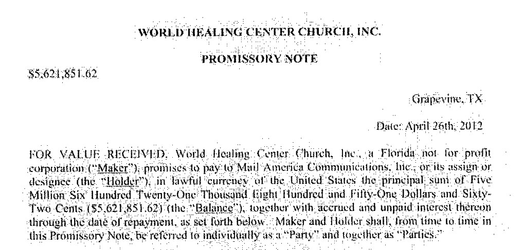 Benny Hinn Sued For Nearly 3 Million In Defaulted Loans Pulpit Pen