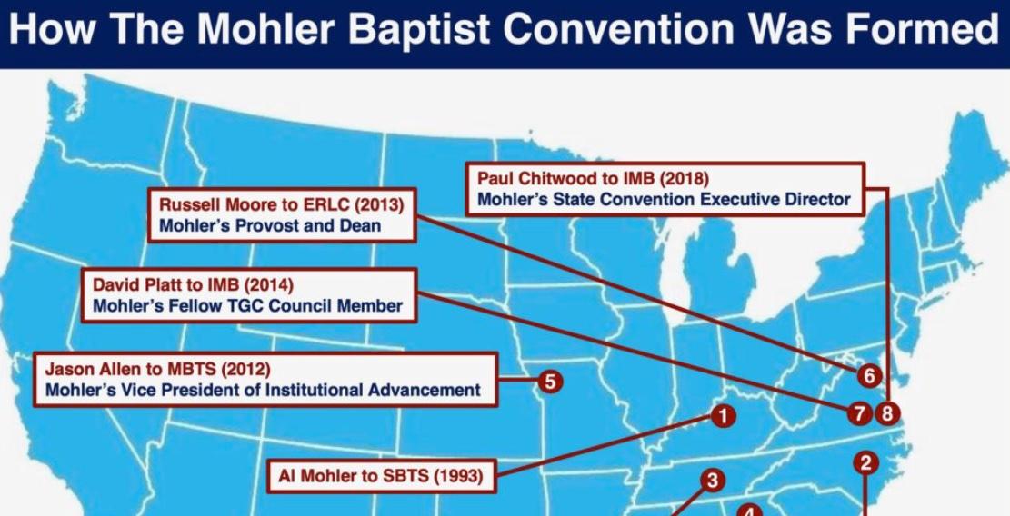 Liberty University Declares War On Southern Baptist