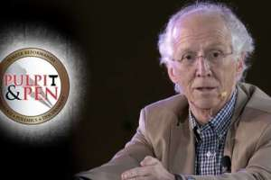 Podcast: John Piper Says God Broke the Law, So You Can, Too