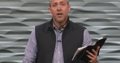 "Southern Baptist Trustee: JD Greear is ""Apostate""."