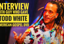 Interview with the Guy who Gave Todd White 'American Gospel DVD' and Costi Hinn Letter