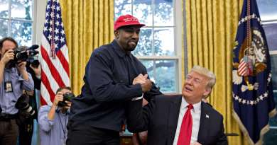 With 2020 Announcement, Kanye West Is the Only Christian Running for The Presidency