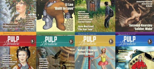 Pulp Literature Year 1 & 2
