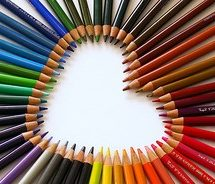 colored-pencils-rainbow-heart