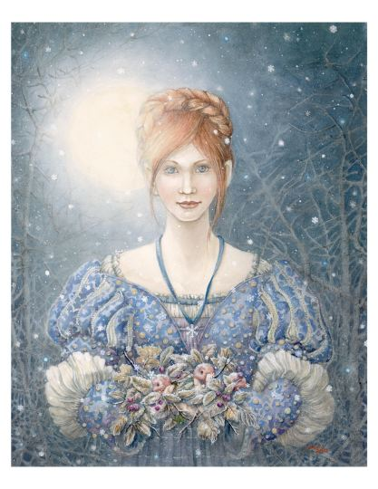 Frost and Snow by Melissa Mary Duncan
