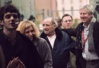 Félix Moati, Claude Brasseur et Tim Roth