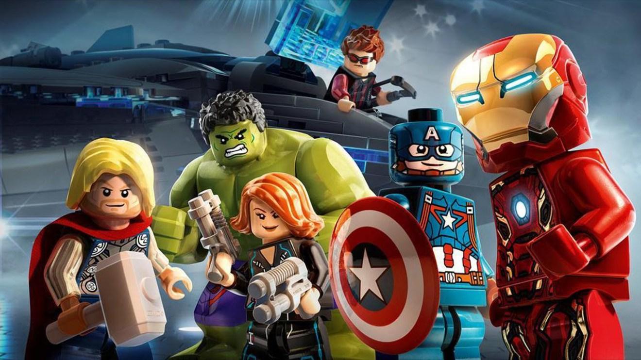 LegoMarvelVengadores