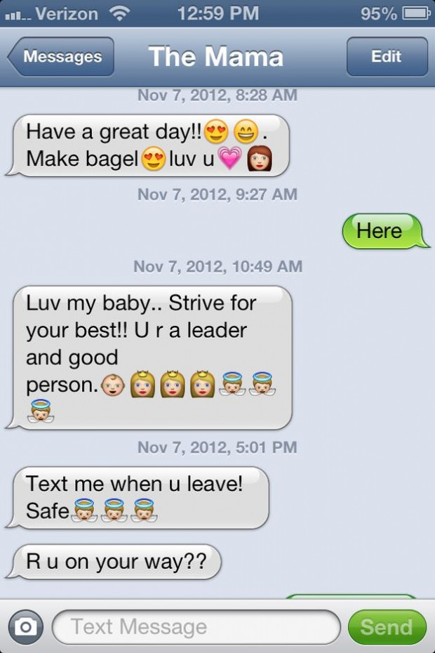 33 Funniest Texts Parents Have Ever Sent To Their Kids (PICS)