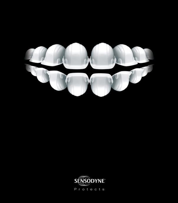 Sensodyne Toothpaste: Hard Hat