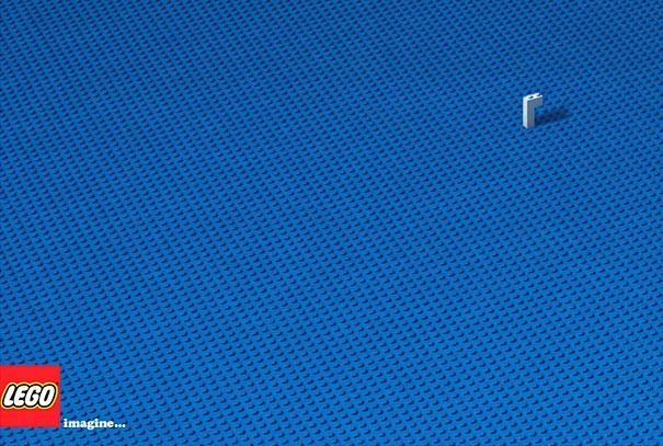 Lego: Imagine...