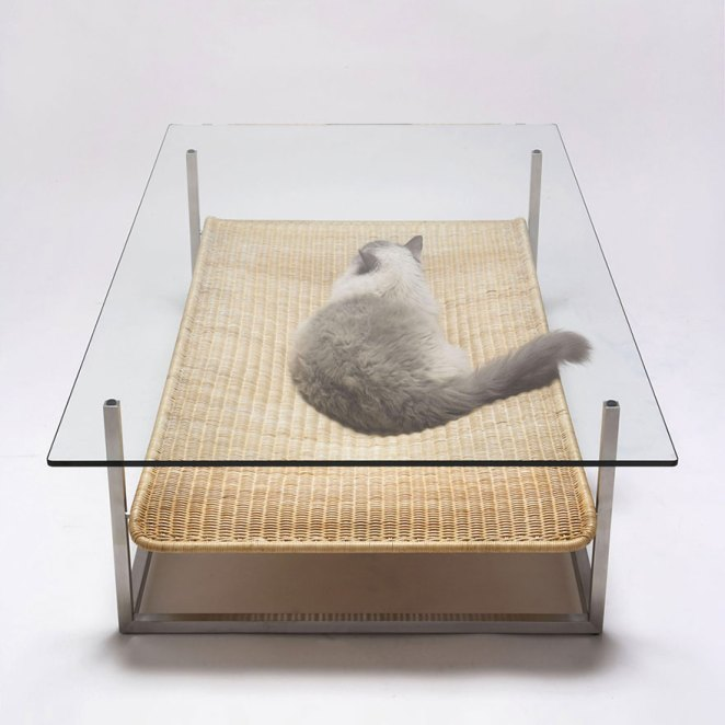 Cat Coffee Table 23 purrrfect furniture ideas for cats lovers
