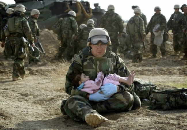Image result for Compassion in War