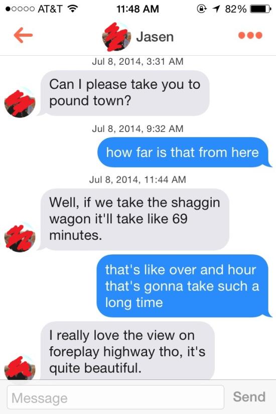 21 most cringeworthy online hookup messages
