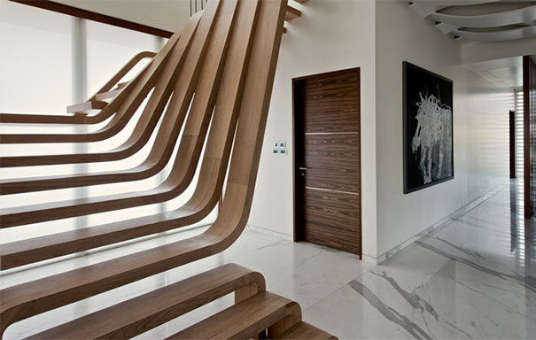 22 unique staircases that look totally awesome