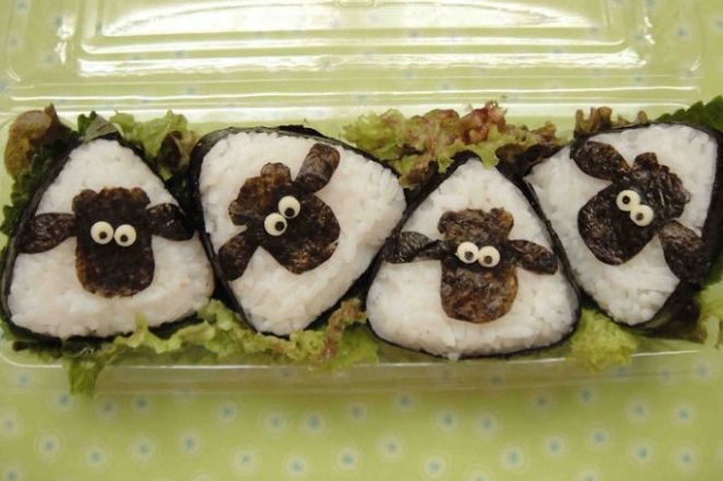 Sheep Sushi
