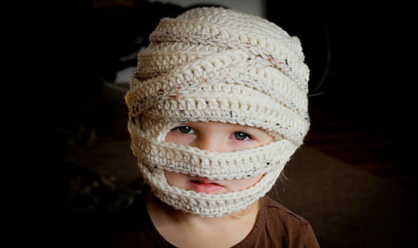 Mummy Hat