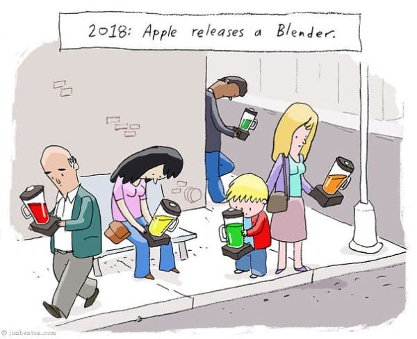 These 40 Cartoons Perfectly Illustrate How Smartphones Have Taken Over Our Lives 20