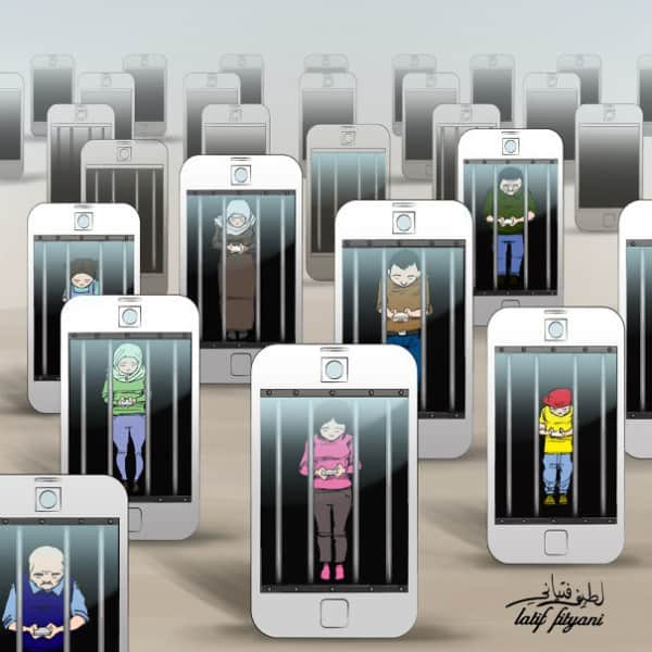 These 40 Cartoons Perfectly Illustrate How Smartphones Have Taken Over Our Lives 23