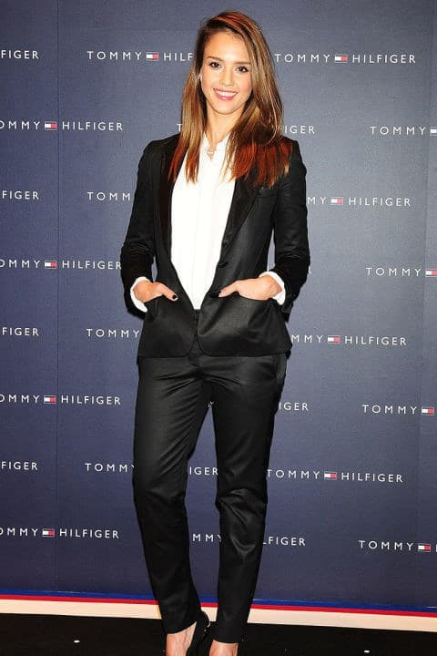 27 Celebrities Who Prove That Women Can Be Just As Dapper ...