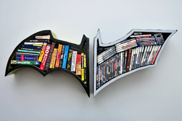 Creative Bookshelves 17 creative bookshelves every book lover will go crazy for