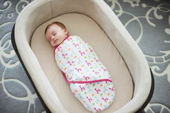 Swaddling Babies May Increase Risk Of Sudden Infant Death