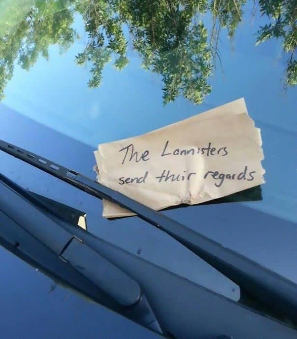 26 Hilarious Passive-Aggressive Notes To People Who Are