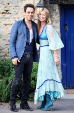 Kate Moss and Jamie Hince Wedding - Preparations