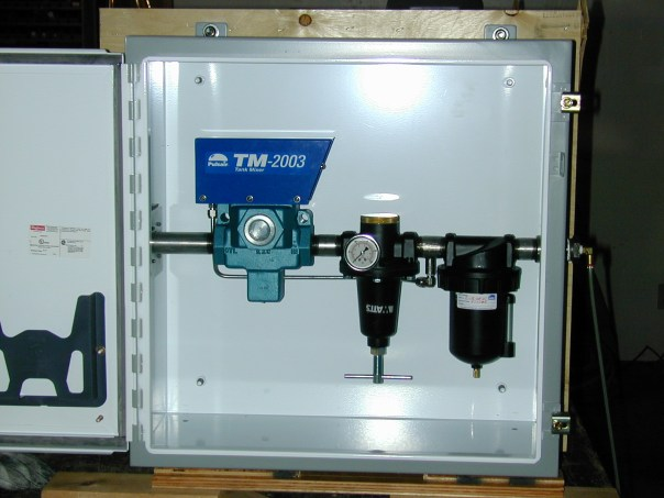 tank mixing equipment