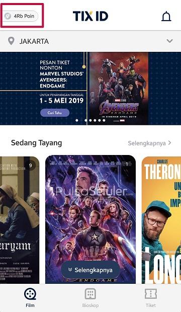 Cara Top Up, Cara Beli Tiket Film Dan Cara Bayar Di DANA TIX ID