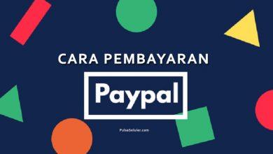 Cara Beli dan Cara Pembayaran via PayPal