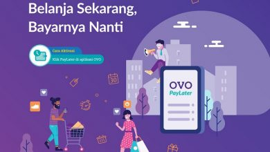 Cara Daftar Aktivasi OVO PayLater Di Aplikasi OVO