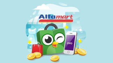Photo of Cara Top Up Saldo OVO Cash Tokopedia Di Alfamart