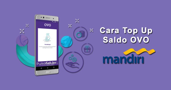 Cara Top Up Saldo OVO di Mandiri Online