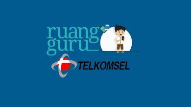 Photo of Cara Aktifkan dan Menggunakan Paket Edukasi Kuota RuangGuru Telkomsel