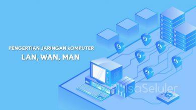 Pengertian LAN, WAN, MAN Beserta Kelebihan Dan Kekurangannya