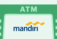 Top Up Saldo DANA di ATM Mandiri
