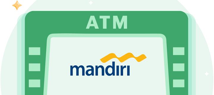 Top Up Saldo DANA di ATM Mandiri