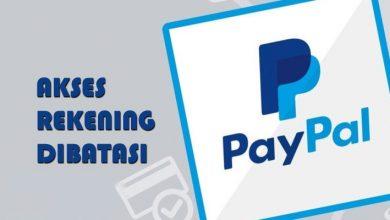 Photo of Tips dan Cara agar Akun PayPal tidak kena Limit