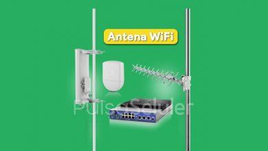 Jenis Antena Pemancar WiFi Jarak Jauh Terbaik