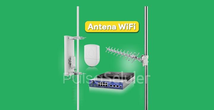 Photo of Macam Jenis Antena Pemancar WiFi Jarak Jauh dan Fungsinya