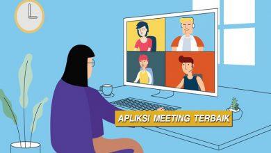 Photo of 5 Aplikasi Meeting Online Terbaik Alternatif Selain Zoom