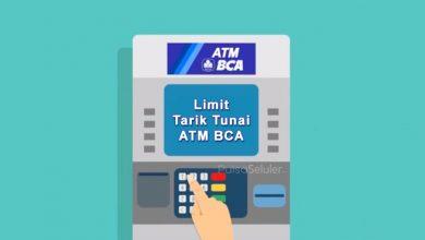 Batas Limit Tarik Tunai BCA Di ATM Berdasarkan Jenis Kartu