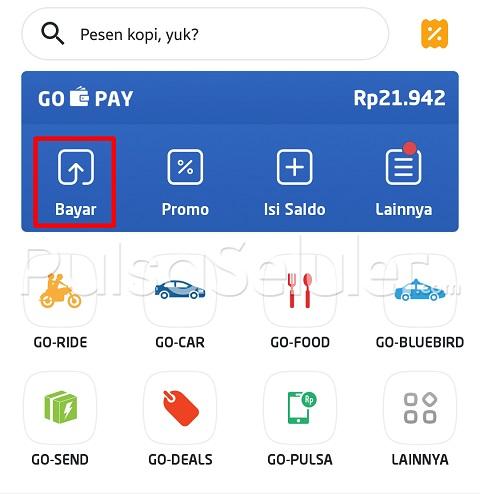 Bayar GOPAY