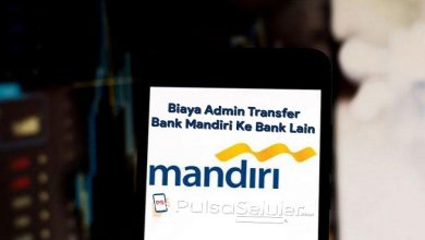 Photo of Daftar Biaya Admin Transfer Bank Mandiri Ke Bank Lain