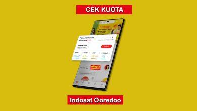 Photo of Cara Cek Kuota Indosat Ooredoo