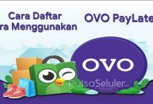 Cara Daftar Aktivasi OVO Paylater