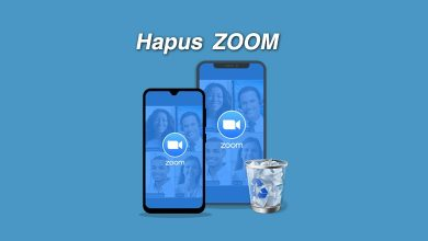 Cara Hapus Akun Zoom di HP dan Laptop / PC