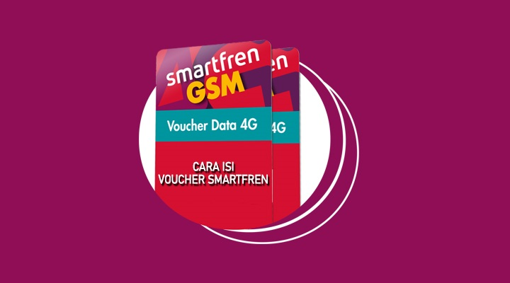 Cara Isi Voucher Data Smartfren