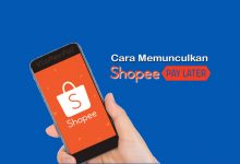 Photo of Cara Memunculkan Shopee PayLater